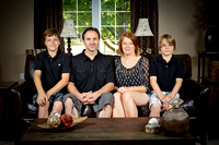 Jeff Schroedl Family 7-8-12